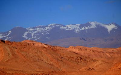 High Atlas Blossom valley