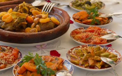moroccan cooking lessons